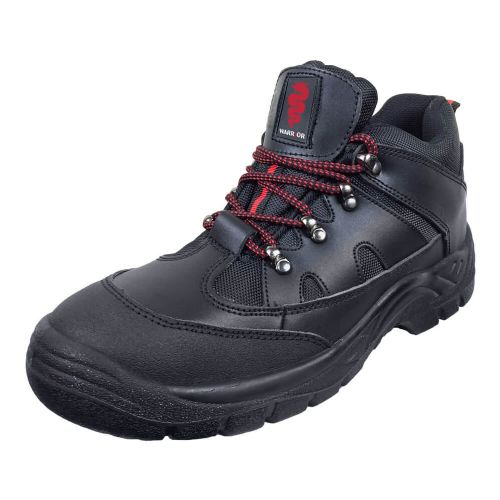 Warrior Black Safety Trainer Boots